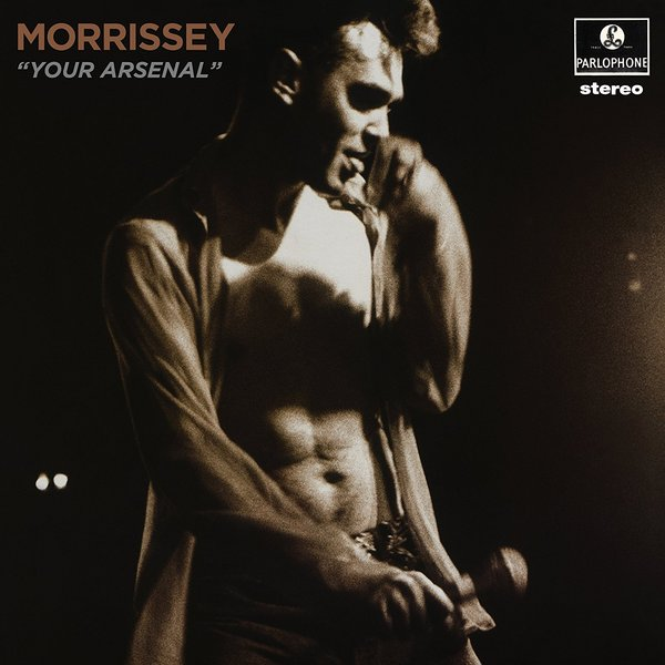Morrissey Morrissey - Your Arsenal morrissey morrissey your arsenal