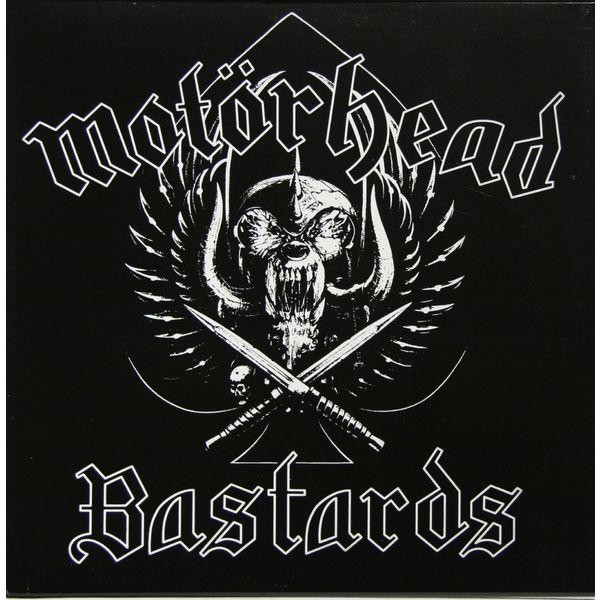 Motorhead Motorhead - Bastards цена и фото