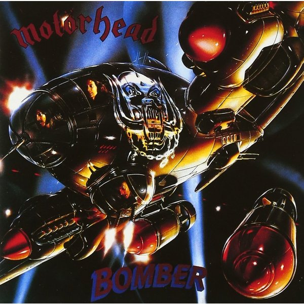 Motorhead Motorhead - Bomber цена и фото