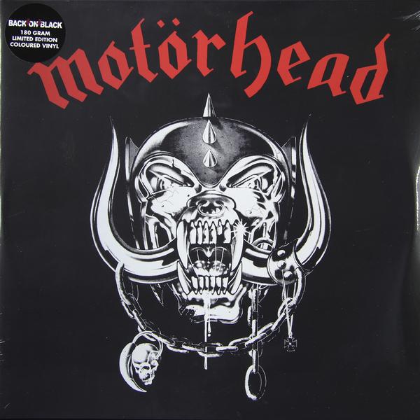 Motorhead Motorhead - Motorhead (2 Lp, 180 Gr) цена и фото