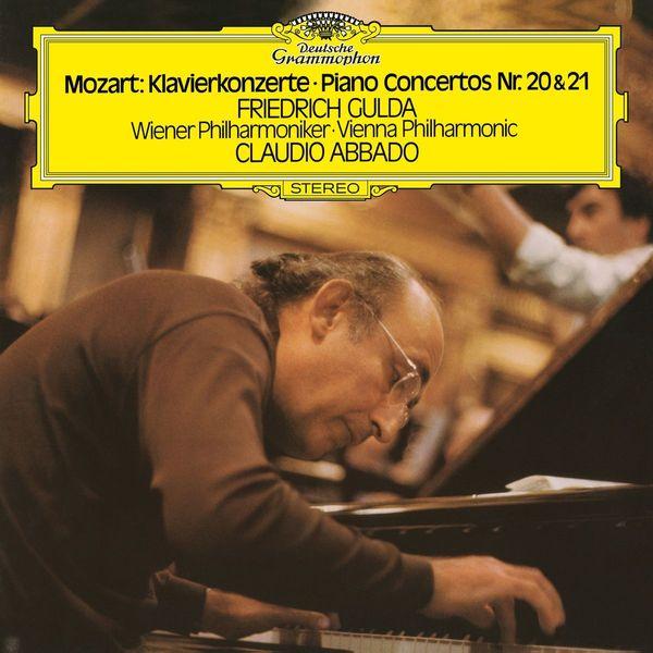 Mozart MozartClaudio Abbado - : Piano Concertos 20 21 mozart mozart piano concertos nos 20 24