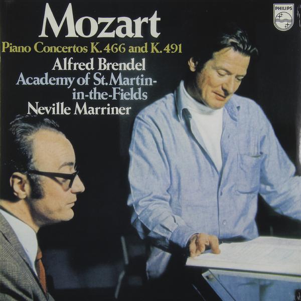 Mozart MozartAlfred Brendel - : Piano Concertos Nos. 20 24 стоимость