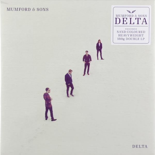 Mumford Sons Mumford Sons - Delta (2 Lp, Colour) pendragon pendragon passion 2 lp colour
