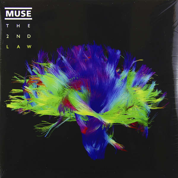 MUSE MUSE - 2nd Law (2 LP) muse muse black holes revelations