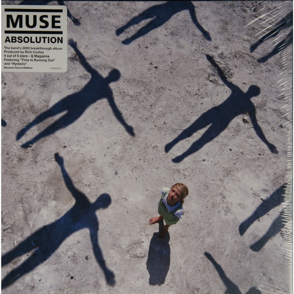 MUSE MUSE - Absolution (2 LP) muse muse black holes revelations