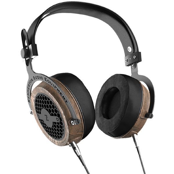 Охватывающие наушники MusicDealer XXL Black/Wood цена