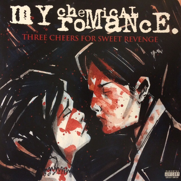 My Chemical Romance My Chemical Romance - Three Cheers For Sweet Revenge barbara mccauley blackhawk s sweet revenge