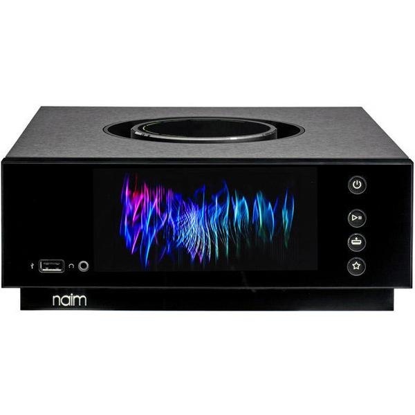 Стереоресивер Naim Uniti Atom (HDMI) Black беспроводная hi fi акустика naim mu so qb