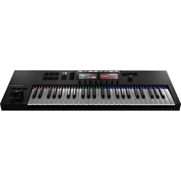 MIDI-клавиатура Native Instruments Komplete Kontrol S49 Mk2 цена