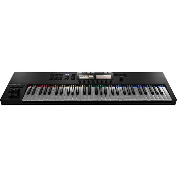 MIDI-клавиатура Native Instruments Komplete Kontrol S61 Mk2 (уценённый товар) недорго, оригинальная цена