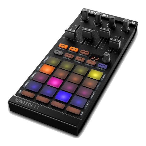 DJ контроллер Native Instruments Traktor Kontrol F1 цена
