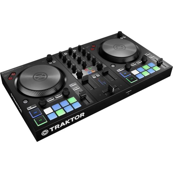 DJ контроллер Native Instruments Traktor Kontrol S2 Mk3 цена