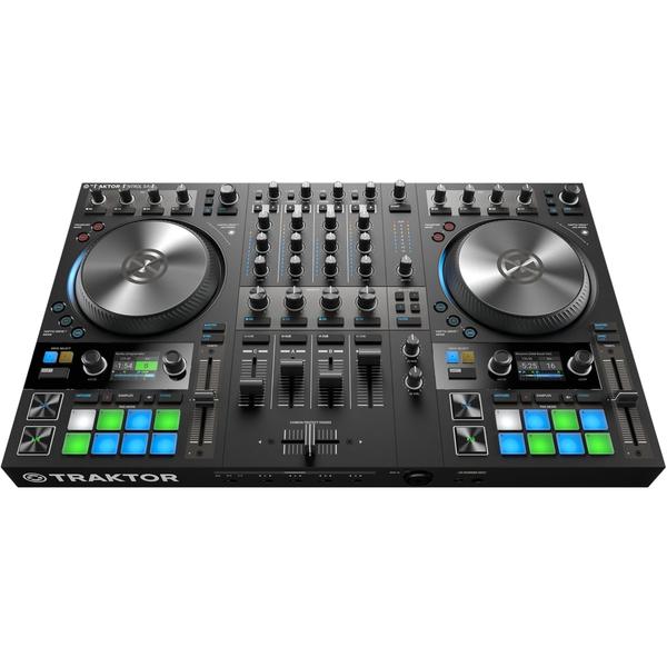 DJ контроллер Native Instruments Traktor Kontrol S4 Mk3 цена