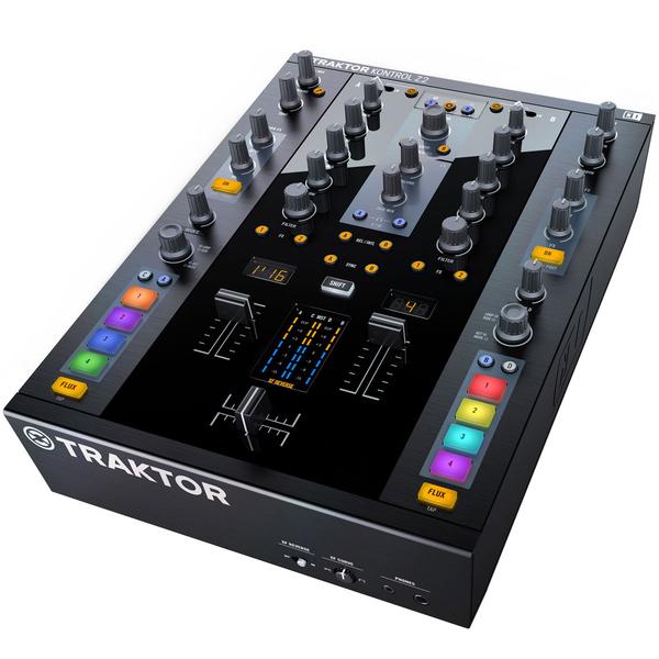 DJ микшерный пульт Native Instruments Traktor Kontrol Z2 цена