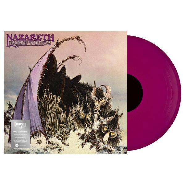 Nazareth Nazareth - Hair Of The Dog (colour) виниловая пластинка nazareth hair of the dog