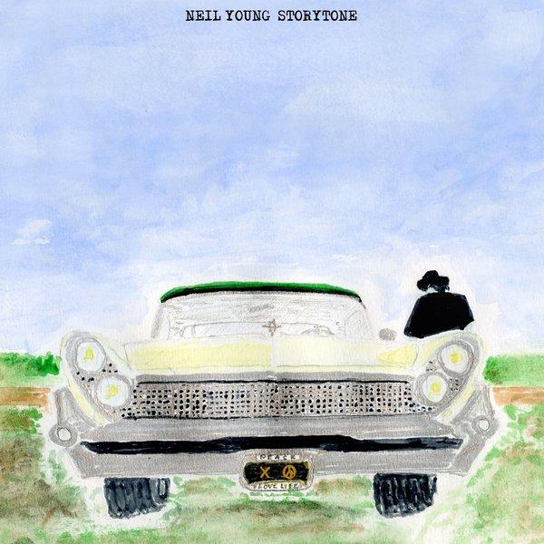 лучшая цена Neil Young Neil Young - Storytone (2 Lp, 180 Gr)