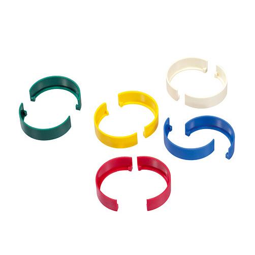 Маркировочное кольцо Neutrik LCR-4 Yellow защитный колпачок neutrik bxx 4 yellow