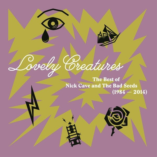 Nick Cave Nick Cave The Bad Seeds - Lovely Creatures: Best Of Nick Cave The Bad Seeds (3 LP) silver seeds