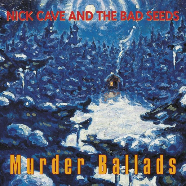 Nick Cave Nick Cave The Bad Seeds - Murder Ballads (2 LP) silver seeds