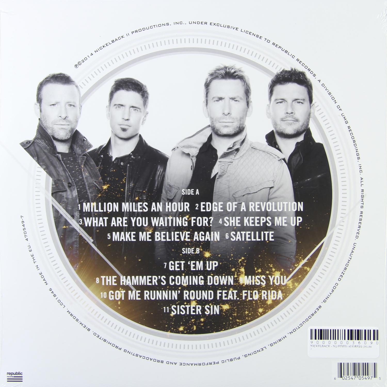 Скачать mp3 альбом nickelback no fixed address