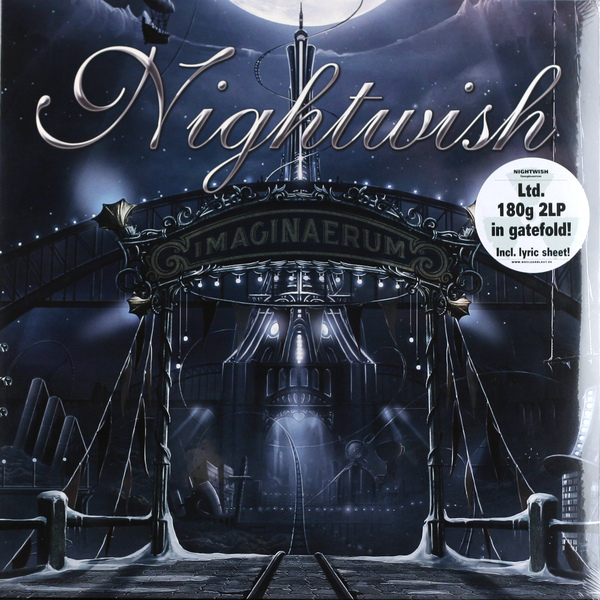 Nightwish Nightwish - Imaginaerum (2 Lp, 180 Gr) nightwish nightwish wishmaster