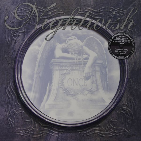Nightwish Nightwish - Once (2 Lp, 180 Gr) nightwish nightwish wishmaster