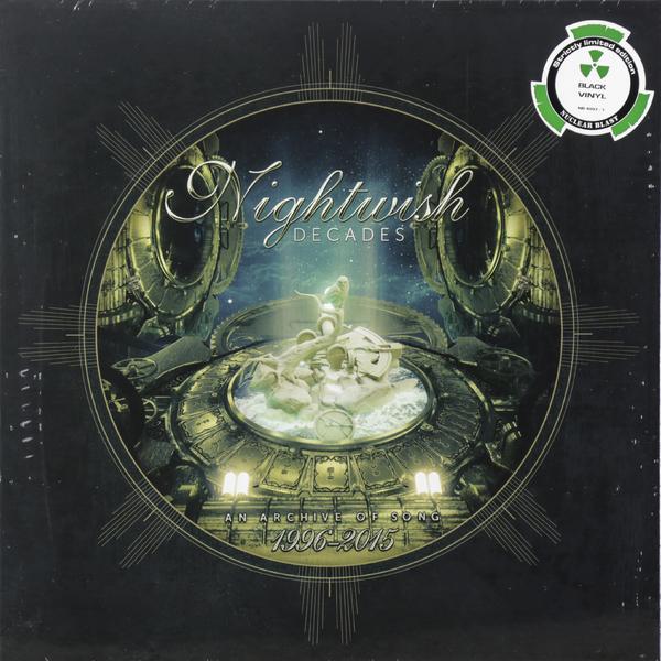 Nightwish Nightwish - Decades (best Of 1996-2015) (3 LP)