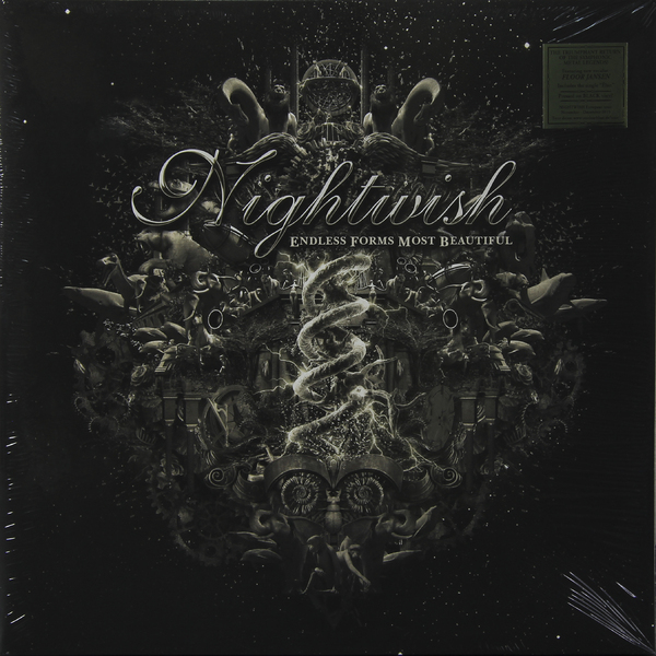 Nightwish Nightwish - Endless Forms Most Beautiful (2 LP) nightwish nightwish wishmaster