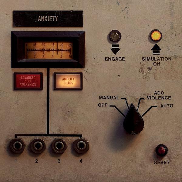 Nine Inch Nails Nine Inch Nails - Add Violence nine inch nails nine inch nails y34rz3r0r3m1x3d cd dvd