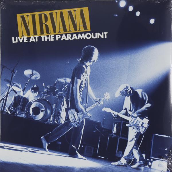 Nirvana Nirvana - Live At The Paramount (2 LP) nirvana nirvana live at reading 2 lp 180 gr
