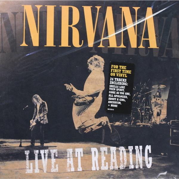Nirvana Nirvana - Live At Reading (2 Lp, 180 Gr)