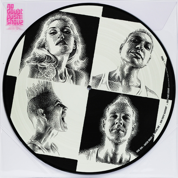 No Doubt No Doubt - Push Shove no doubt no doubt no doubt lp
