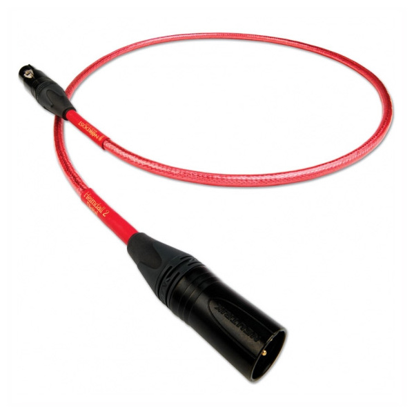 Кабель межблочный цифровой XLR Nordost Heimdall 2 1 m кабель usb nordost heimdall 2 1 m