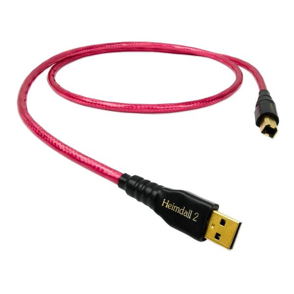 Кабель USB Nordost Heimdall 2 2 m кабель usb nordost heimdall 2 1 m