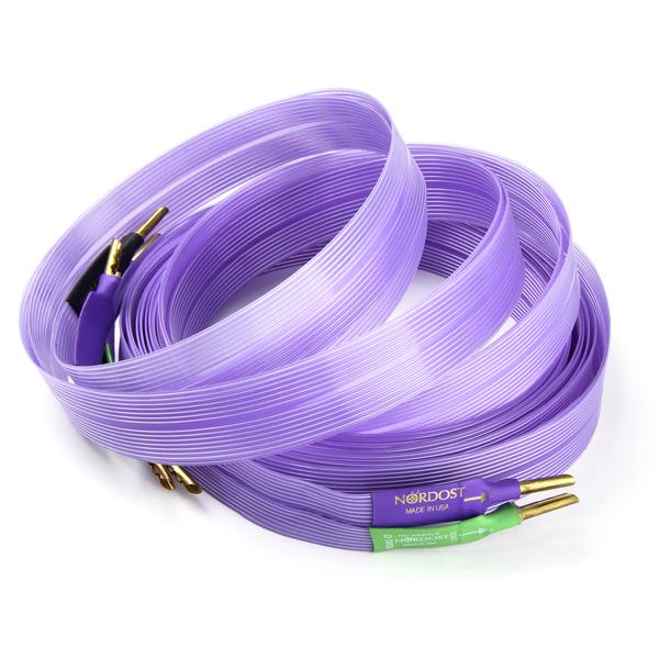 Кабель акустический готовый Nordost Purple Flare 4 m (уценённый товар) цены