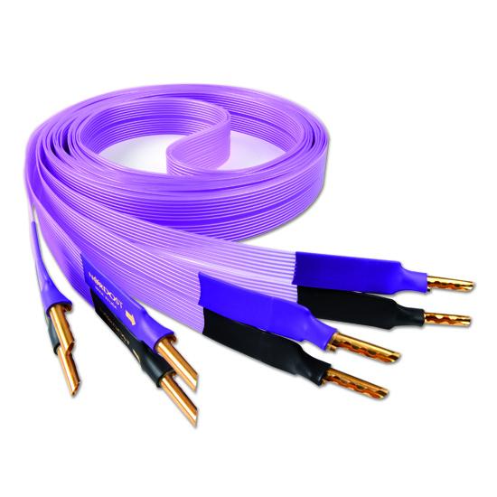 Кабель акустический готовый Nordost Purple Flare 5 m цены