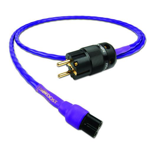 Кабель сетевой готовый Nordost Purple Flare FIG-8 1 m кабель сетевой готовый nordost red dawn 1 m