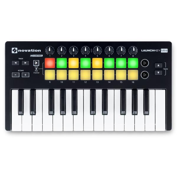 цена на MIDI-клавиатура Novation Launchkey Mini MK2