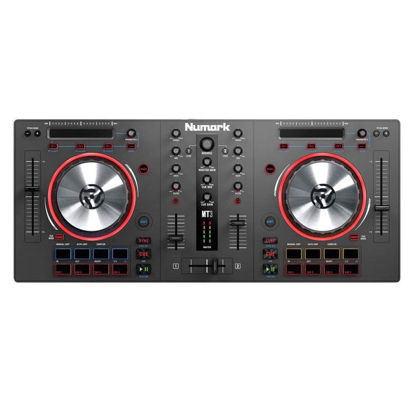 DJ контроллер Numark MixTrack 3 цена