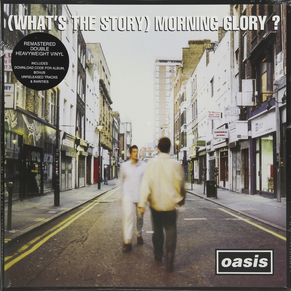 OASIS OASIS - (what's The Story) Morning Glory? (2 LP) цена