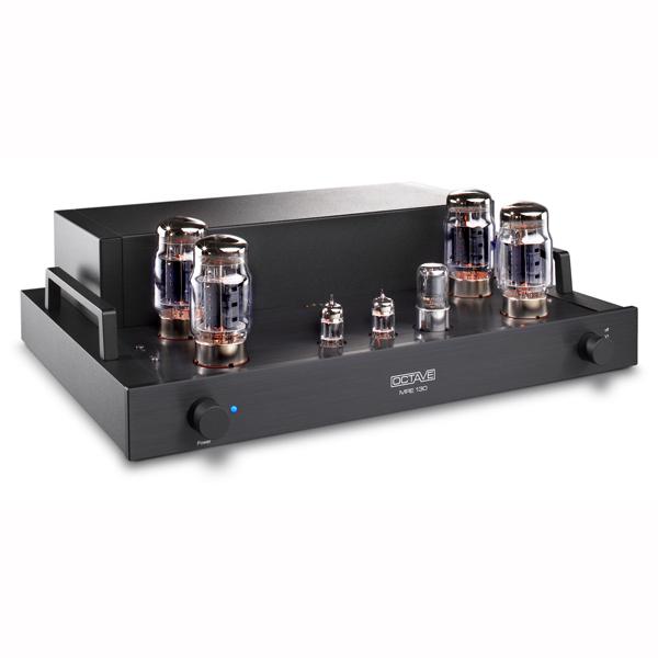 Ламповый моноусилитель мощности Octave MRE 130 Black ламповый моноусилитель мощности cary audio design cad 805 ae