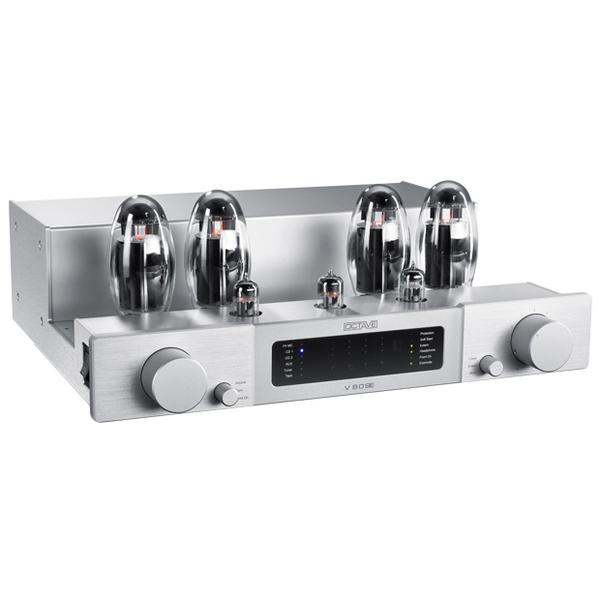Ламповый стереоусилитель Octave V 80 SE Silver (витрина) ламповый стереоусилитель cary audio design sli 80 silver