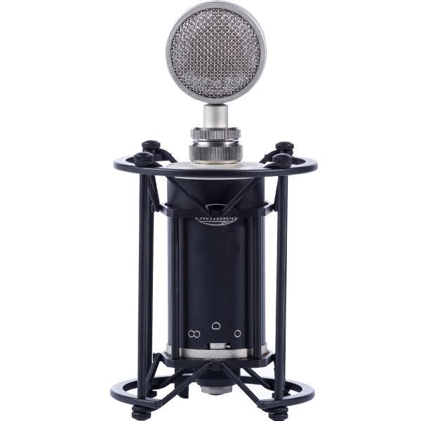 цены на Студийный микрофон Октава МКЛ-5000 Black/Silver (в картонной коробке)  в интернет-магазинах