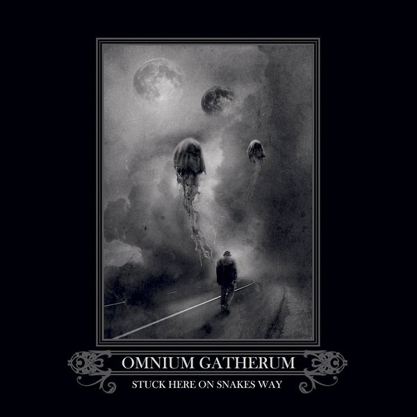 omnium gatherum 2019 05 24t19 00 Omnium Gatherum Omnium Gatherum - Stuck Here On Snakes Way (2 LP)
