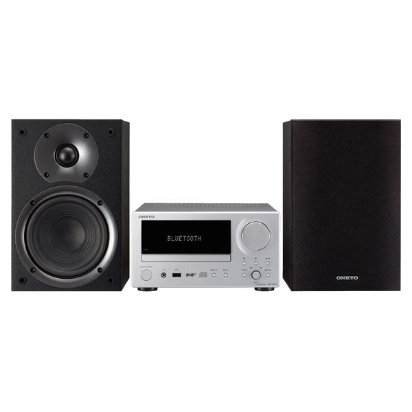 Hi-Fi минисистема Onkyo CS-375D Silver цена и фото