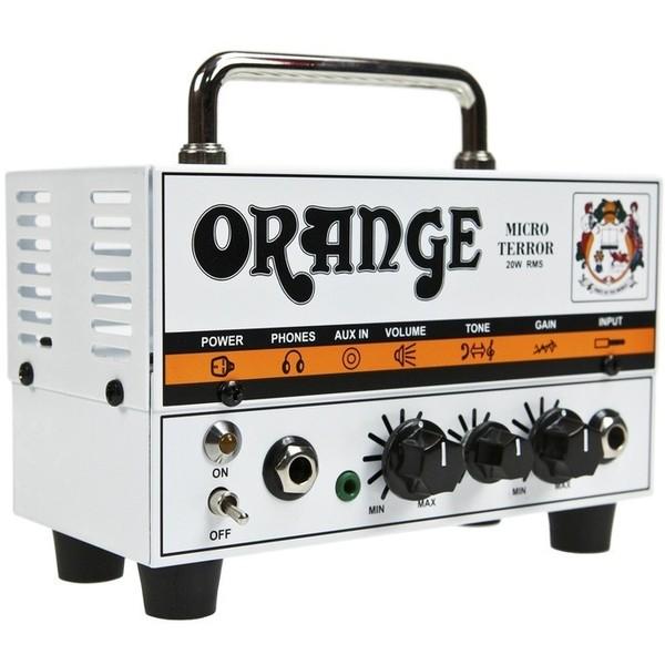 Гитарный усилитель Orange MT20 MICRO TERROR гитарный кабинет orange ppc108 micro terror cabinet