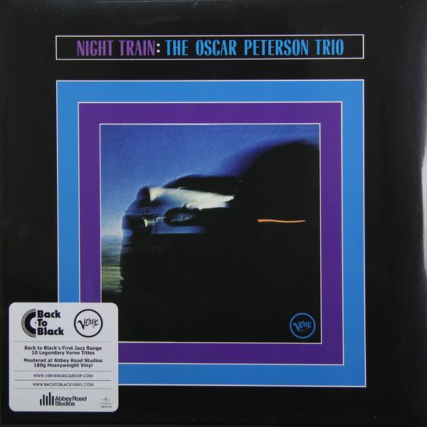 Oscar Peterson Oscar Peterson - Night Train (180 Gr) sjd peterson conner s courage