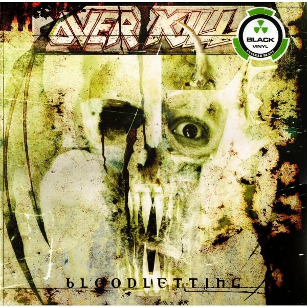 Overkill Overkill - Bloodletting (2 LP) цена 2017