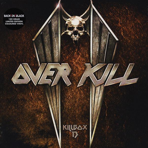 Overkill Overkill - Killbox 13 (2 Lp, Colour) цена 2017