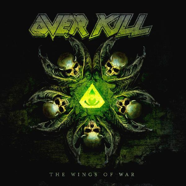 Overkill Overkill - Wings Of War (2 LP) цена 2017